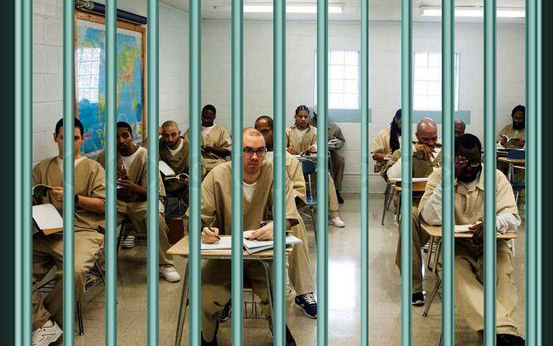 Lack of Education Is Itself an Education for Prisoners