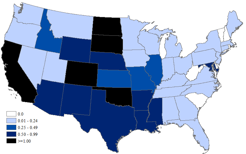A Historical Perspective of the West Nile Virus In the U.S.