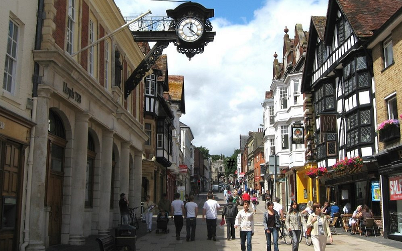 What To Do and See In Winchester, UK